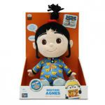 despicable me 2 bedtime plush agnes doll