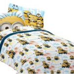 despicable me full size bed sheets