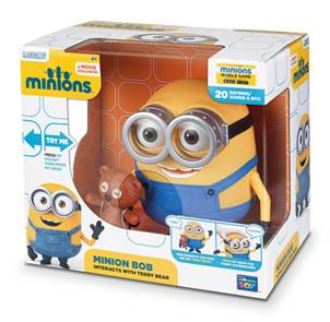 Bob Minion Talking Toy