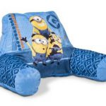 Despicable Me Minions Bed Reading Pillow
