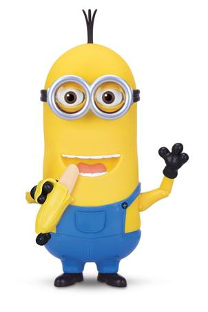 Despicable Me Talking Minion Kevin