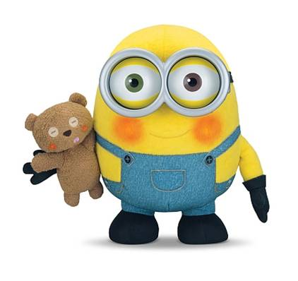 Charming Minion Bob Teddy Bear