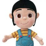 Plush Despicable Me Agnes Doll