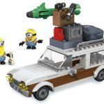 Minion Mega Bloks Station Wagon