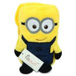 Toddler Yellow Minion Throw Blanket