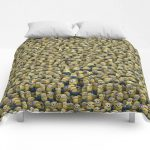 3D Despicable Me Minions Lightweight Comforter