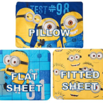 Minion Sheet Set Twin