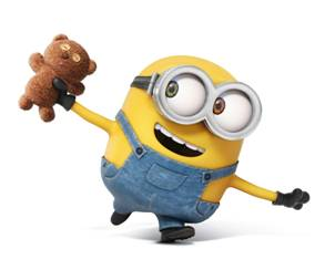 Minion Bob Plush Toy