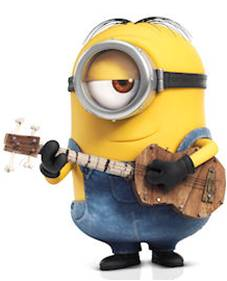 Minion Stuart Guitar